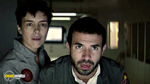 A still #18 from The Last Days on Mars with Olivia Williams and Tom Cullen