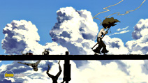 Still #4 from Afro Samurai: Resurrection