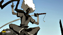 Still #5 from Afro Samurai: Resurrection