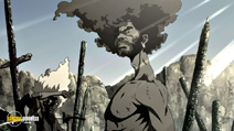 Still #6 from Afro Samurai: Resurrection