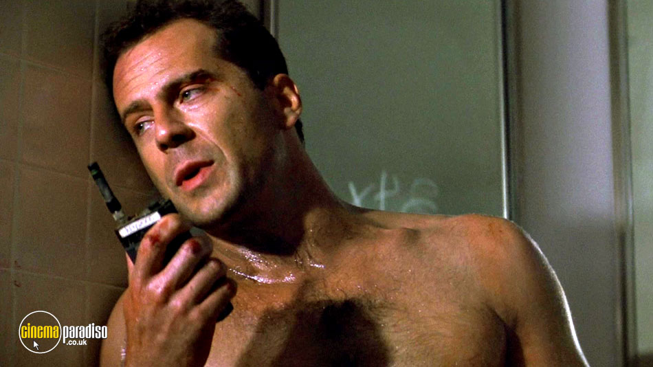 Still from Die Hard