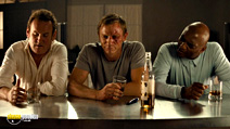 A still #7 from Layer Cake with Daniel Craig, Colm Meaney and George Harris