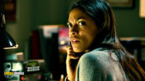 A still #5 from Unstoppable with Rosario Dawson