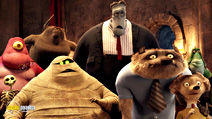 Still #5 from Hotel Transylvania