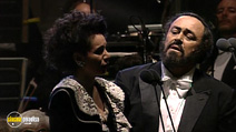 Still #6 from Pavarotti and Friends Collection