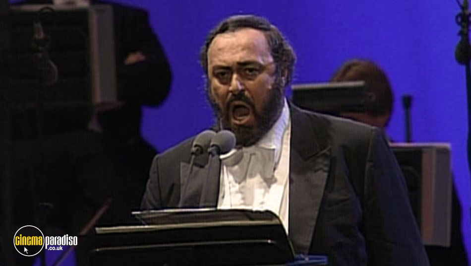 Pavarotti and Friends Collection online DVD rental