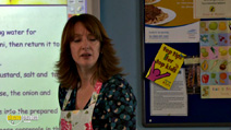 Still #6 from Waterloo Road: Series 6: Spring Term