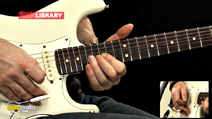Still #8 from American Blues Guitar in 6 Weeks: Week 2 - Johnny Winter