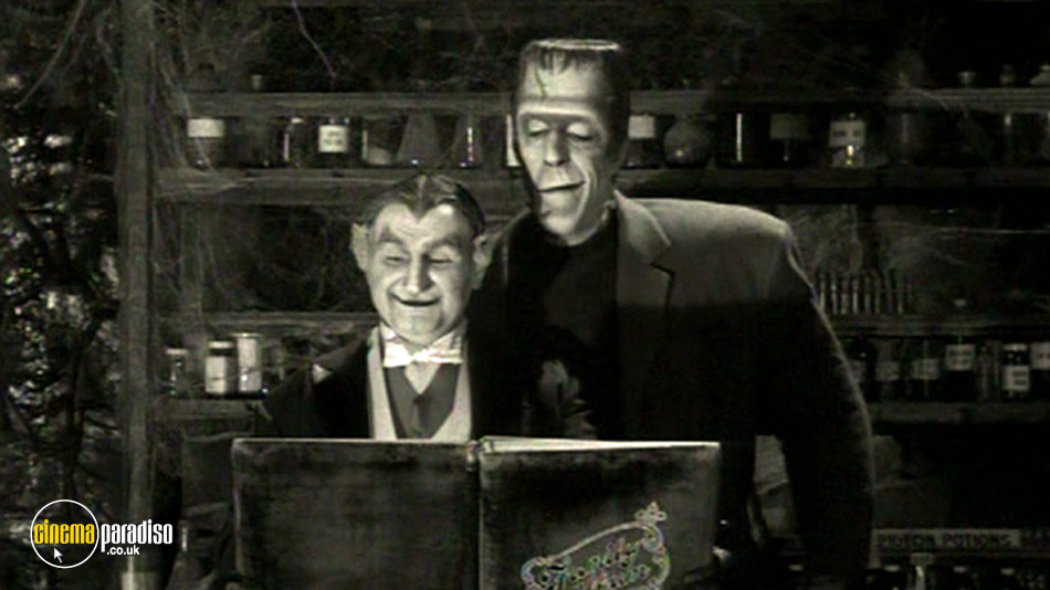 The Munsters: Series 2 online DVD rental
