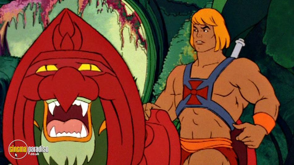 He-Man and the Masters of the Universe: Vol.3 online DVD rental