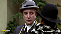 A still #3 from Being There with Peter Sellers
