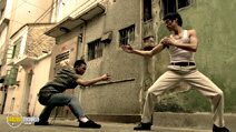 A still #2 from The Legend of Bruce Lee (2010) with Kwok-Kwan Chan