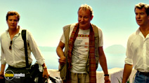 A still #15 from Mamma Mia! with Stellan Skarsgård and Colin Firth