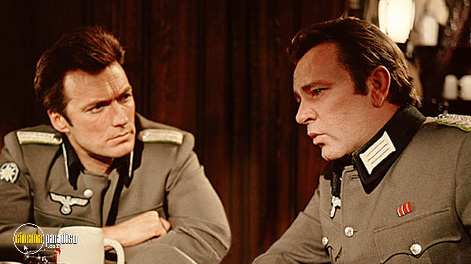 Where Eagles Dare online DVD rental
