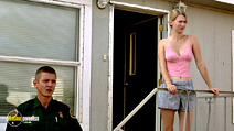 A still #19 from The Three Burials of Melquiades Estrada with Barry Pepper and January Jones