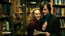 A still #5 from Number 23 with Virginia Madsen and Jim Carrey