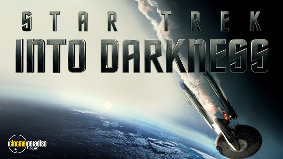 Star Trek Into Darkness online DVD rental