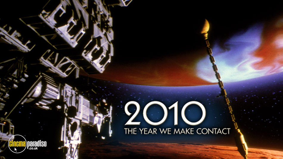2010: The Year We Make Contact online DVD rental