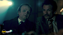 A still #2 from Berberian Sound Studio with Toby Jones and Cosimo Fusco