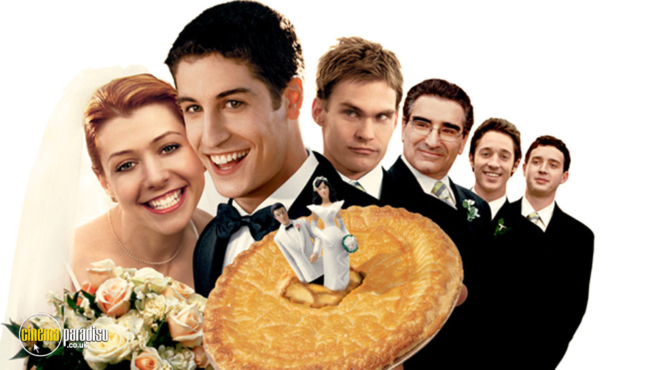 American Pie: The Wedding online DVD rental