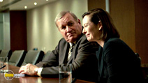 A still #5 from Michael Clayton with Tilda Swinton and Ken Howard