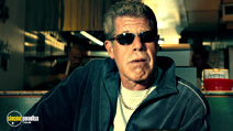 A still #4 from Drive with Ron Perlman