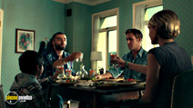 A still #8 from Drive with Ryan Gosling and Oscar Isaac