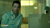 A still #14 from Shame with Michael Fassbender
