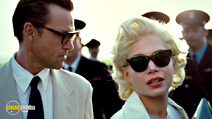 A still #2 from My Week with Marilyn with Michelle Williams
