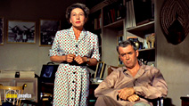 A still #5 from Rear Window with James Stewart and Thelma Ritter