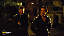 A still #9 from Mission Impossible: Ghost Protocol with Tom Cruise and Jeremy Renner