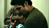A still #3 from A Prophet with Tahar Rahim