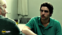 A still #5 from A Prophet with Tahar Rahim