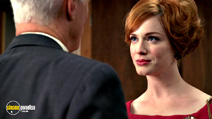 A still #4 from Mad Men: Series 2 with Christina Hendricks
