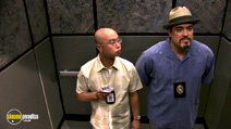 A still #18 from Dexter: Series 4 with David Zayas and C.S. Lee