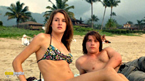 A still #5 from The Descendants with Shailene Woodley and Nick Krause