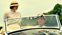 A still #3 from Hyde Park on Hudson with Bill Murray and Laura Linney