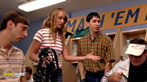A still #8 from DodgeBall: A True Underdog Story with Christine Taylor and Justin Long