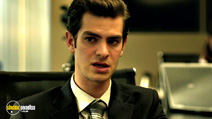A still #11 from The Social Network with Andrew Garfield