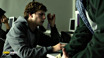 A still #12 from The Social Network with Jesse Eisenberg