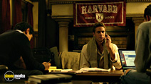 A still #13 from The Social Network with Armie Hammer