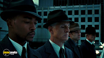 A still #3 from The Adjustment Bureau (2011) with John Slattery and Anthony Mackie