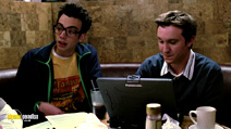 A still #8 from Fanboys with Sam Huntington and Jay Baruchel