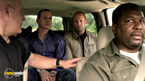 A still #6 from Parker with Jason Statham, Wendell Pierce and Micah Hauptman