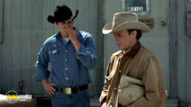 A still #4 from Brokeback Mountain with Jake Gyllenhaal and Heath Ledger