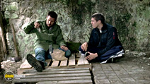 A still #2 from Dead Man's Shoes with Paddy Considine and Toby Kebbell