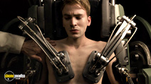 A still #5 from Captain America: The First Avenger with Chris Evans