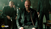 A still #2 from Safe with Jason Statham and Joseph Sikora