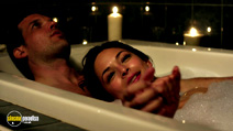 A still #1 from Irvine Welsh's Ecstasy (2011) with Kristin Kreuk and Adam Sinclair