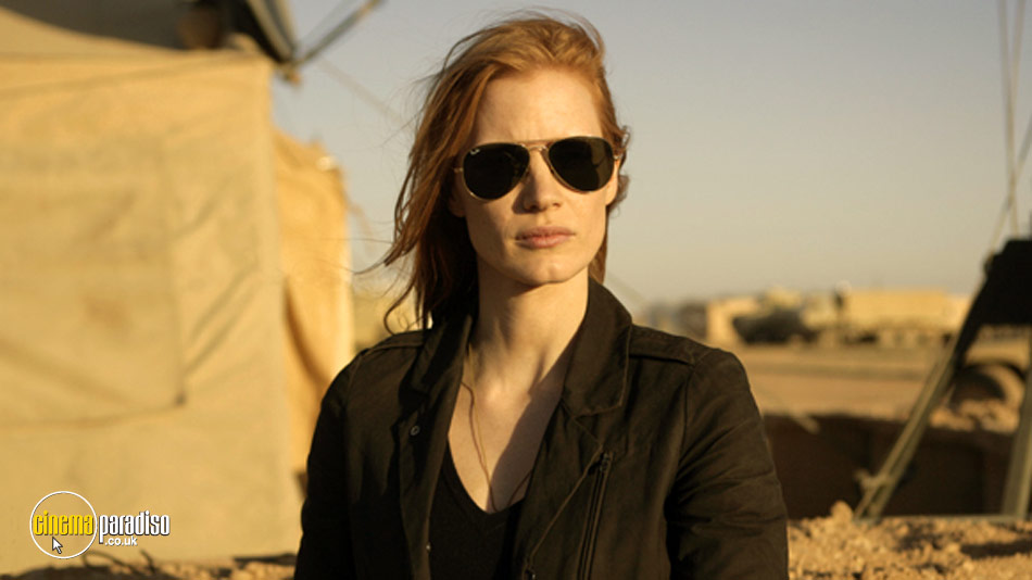 Zero Dark Thirty online DVD rental